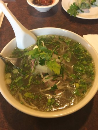 Leavenworth, KS: Beef Pho