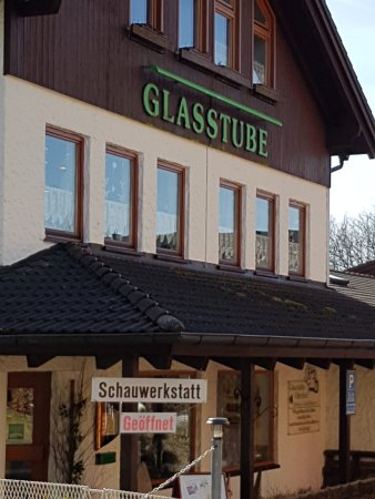 Glasstube Oberhof