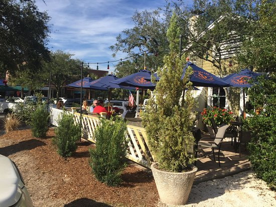 Photo of American Restaurant Palm Coast Coffee, Cafe and Pub at 318 Mallery St, Saint Simons Island, GA 31522, United States