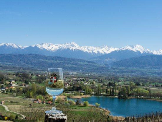 La Ravoire, France: Vignobles, lacs et montagnes en Savoie Mont Blanc