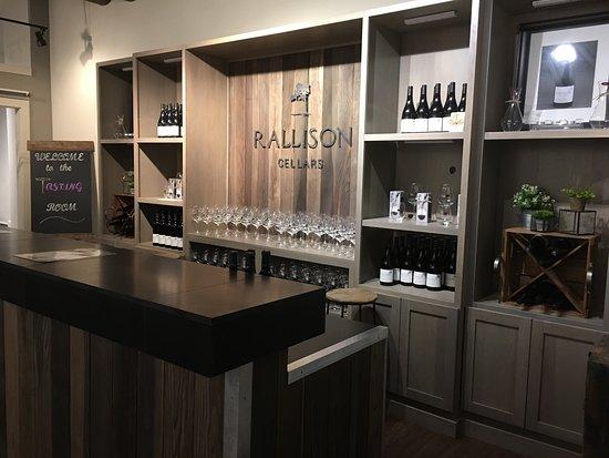 Sherwood, Oregón: Rallison Cellars
