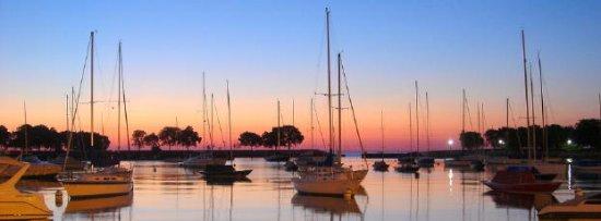 Saugatuck, Μίσιγκαν: Harbor