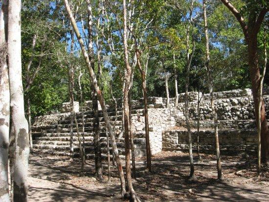 Ruinas de Coba: un monument