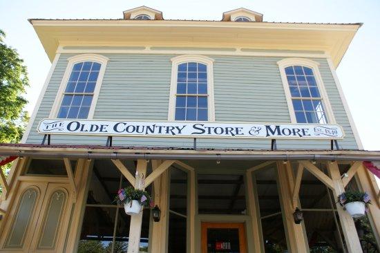 Cohocton, État de New York : Store Front