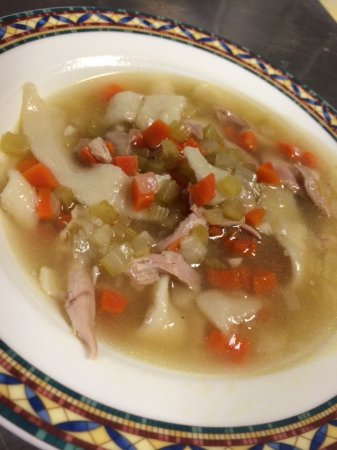 CRaVE: Chicken Noddle Soup