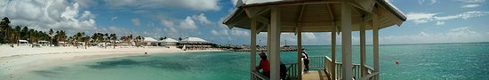 Cap Cana, Dominicaanse Republiek: panoramic view