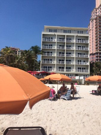 Sun Tower Hotel & Suites on the beach-billede
