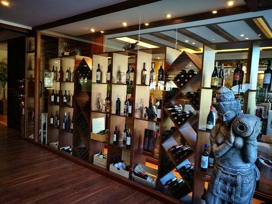 Teulada, Spanien: Vinoteca