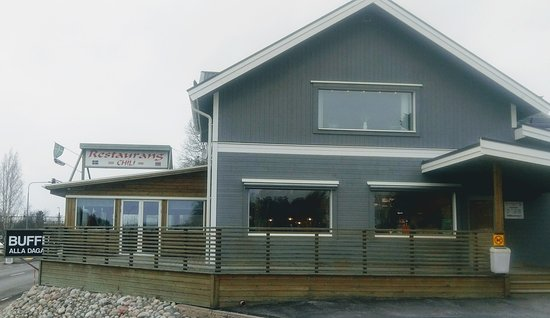 Brunflo, Sverige: Restaurang Chili