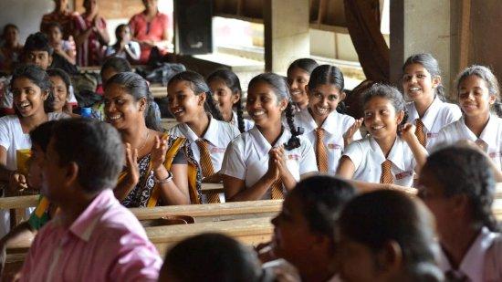 Kegalle, Sri Lanka: English conversation