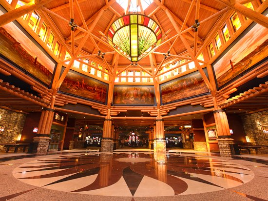 Four Winds Casino Resort: Four Winds New Buffalo Rotunda