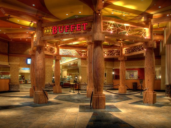 New Buffalo, ميتشجان: The Buffet