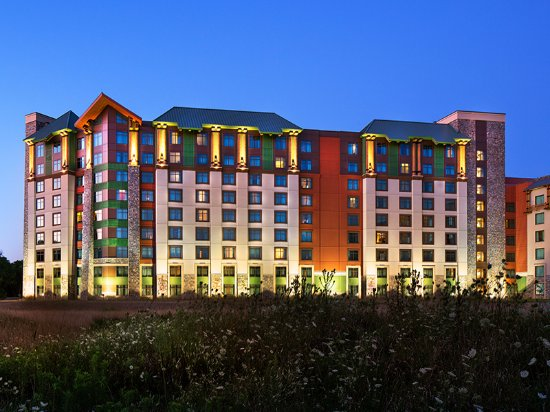 New Buffalo, ميتشجان: Four Winds Hotel