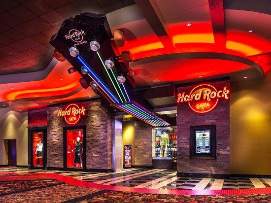 New Buffalo, ميتشجان: Hard Rock Cafe Four Winds