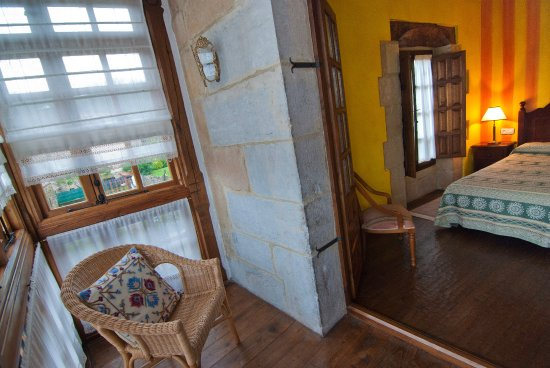 La Casa del Organista : Habitación con mirador