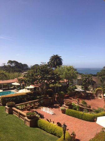 La Playa Carmel: A gorgeous day in Carmel.