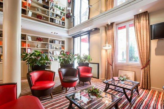 Hotel Pavillon Bastille: Lobby