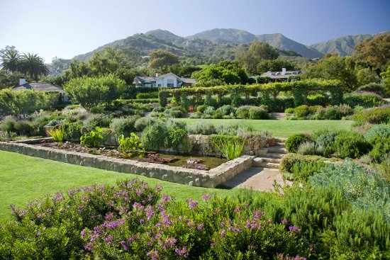 San Ysidro Ranch, a Ty Warner Property: Lily Pond and Grounds