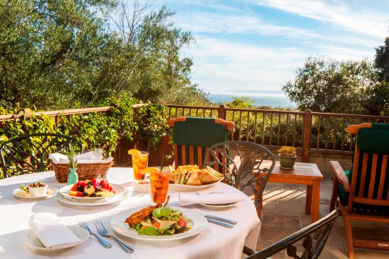 San Ysidro Ranch, a Ty Warner Property: Kennedy Cottage, In Cottage Dining