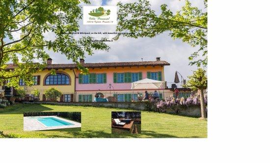 "Tigliole, إيطاليا: Villa ""Piemonte"" mit Pool & Whirlpool"