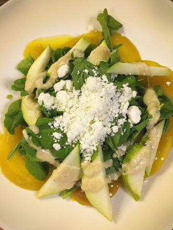 Minnetonka, MN: Roasted Golden Beet Salad