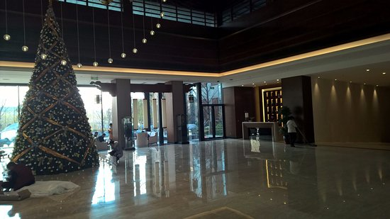 Hancheng, China: Lobby