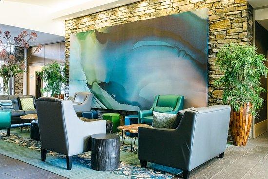The Sidney Pier Hotel & Spa: Lobby