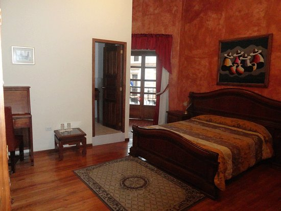 Hotel San Francisco de Quito: Suite