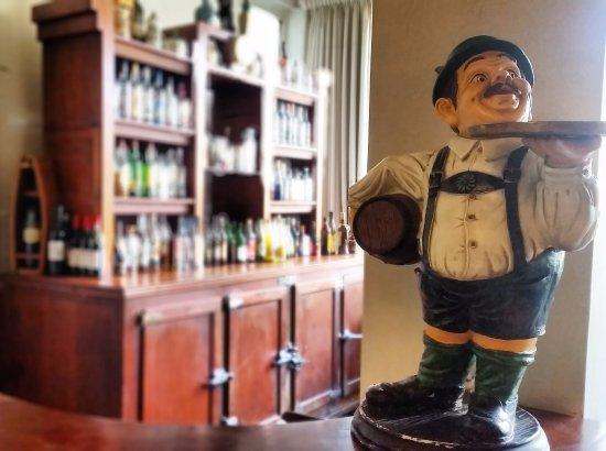 Montagu Country Hotel: Bar