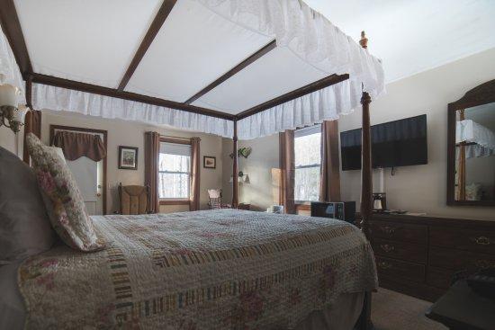 วิลเลียมสทาวน์, แมสซาชูเซตส์: queen room