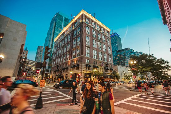 Lenox Hotel Updated 2018 Reviews Price Comparison Boston Ma Tripadvisor