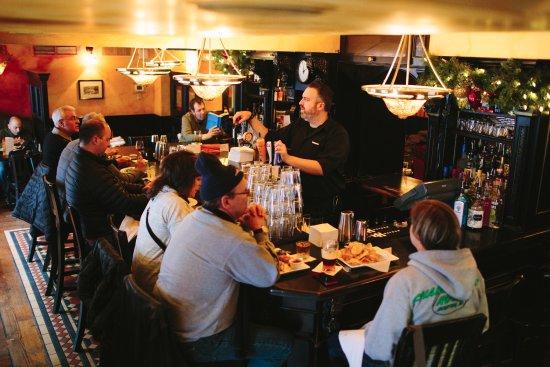 Lenox Hotel: Hotel Pub - Solas