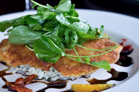 Beverly Hills, MI: Panko Parmesan Turkey Cutlet