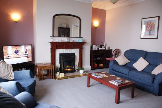 The Croft: The Lounge