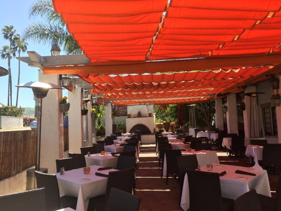 Ciao Pasta: Dine Al Fresco At Our Shaded And Heated Patio Overlooking The San  Juan