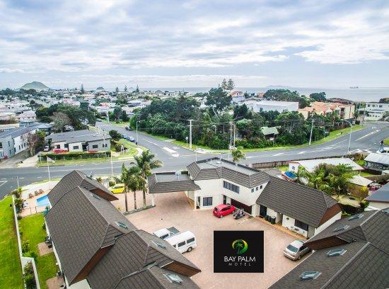 Bay palm motel prices reviews mount maunganui new for Mt vista cabina e motel