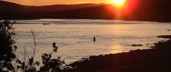 Finnmark, Norwegia: Flyfishing mecca!