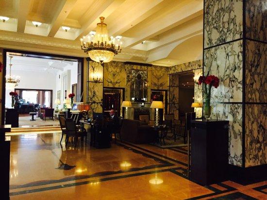 Esplanade Zagreb Hotel: Excellent hotel