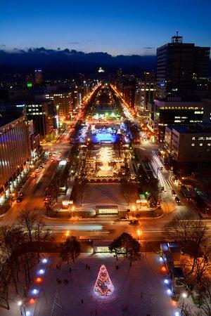Richmond Hotel Sapporo Ekimae: Odori Park