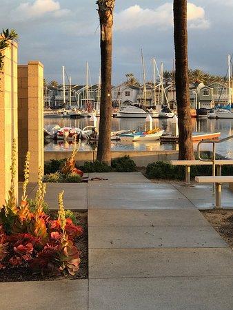 Casa de Balboa Beachfront: View Dock at Beach