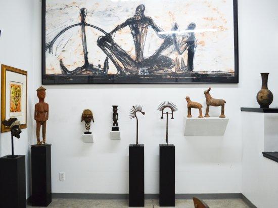 Charles Jones African Art