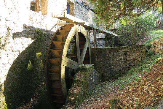 Vidzeme Region, Lettland: Water mill