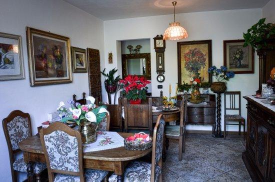 Baricella, Italien: stanza colazioni