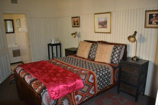 Kestell, แอฟริกาใต้: Double bed en-suite room