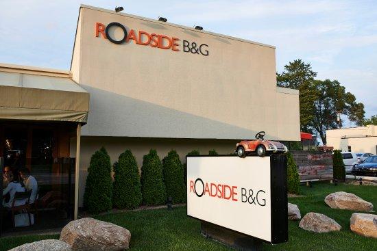 Bloomfield Hills, Мичиган: Roadside B&G