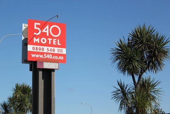 540 on Great South Motel Photo