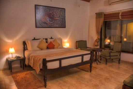 JHARANA JUNGLE LODGE, TADOBA - Updated 2019 Prices & Reviews