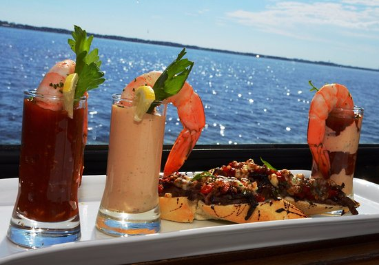 Sunquest Cruises Miramar Beach Menu Prices Restaurant Reviews Tripadvisor