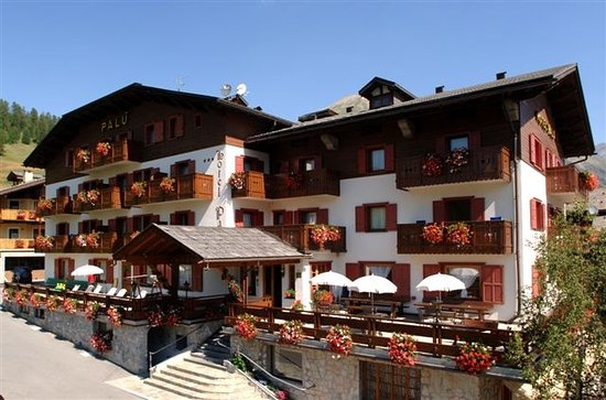 Hotel Palu' Livigno