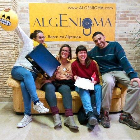 Escape Room Algemesi
